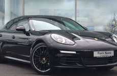 Motor Envy: The Porsche Panamera S E-Hybrid is a luxury sports car that you can plug in