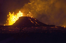 Hawaii faces hottest and fastest lava yet with flows covering six football fields in an hour