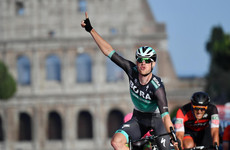 From Carrick-on-Suir to the Colosseum: Sam Bennett's journey to take his place among the world's best