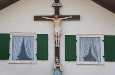 New law requires crucifixes to be put up at entrances of public buildings in a state in Germany