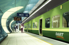 A rail project with no funding or timeline has stopped construction of a Dublin office block