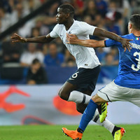 Deschamps defends Pogba as fans whistle star during impressive win over Italy