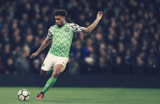 Nigeria's new World Cup kit sells out after three million pre-orders ahead of England friendly