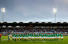 McNamara names five changes as Ireland U20s look to overcome Junior Springboks