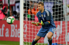 Neuer makes long-awaited comeback in surprise Germany defeat to Austria