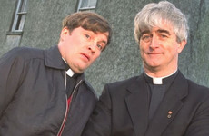 Graham Linehan announced we're getting a Father Ted musical, and Twitter has lost its reason