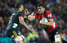 Crusaders star Samu released to Australia squad for Ireland Tests after NZ deal