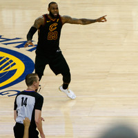 Playing with LeBron is a gift and curse, says JR Smith after Game One howler