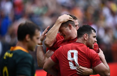 Erasmus: Pressure on the Springboks already after late Wales defeat