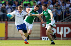 Last-gasp Donnelly goal sees Fermanagh stun Monaghan to book first Ulster final since 2008