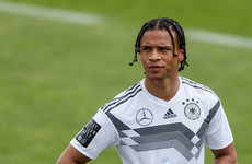 Leroy Sane left out of Germany's World Cup squad while goalkeeper Neuer makes the cut