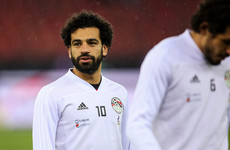 Mohamed Salah has been named in Egypt's final World Cup squad despite injury