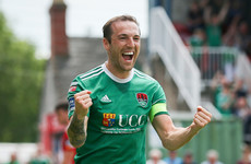 Captain fantastic Sheppard nets brace as Cork go top after hard-fought victory