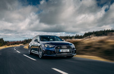 Review: The Audi RS 4 Avant goes laugh-out-loud quick - but it's practical too