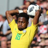 Brazil midfielder quiet amid reports of �50 million Man United move