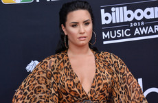 Demi Lovato had to apologise for a 'prank' that she played on her bodyguard