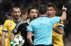 Italian legend Buffon slapped with three-match European ban over referee rant