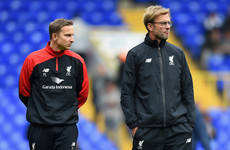 Dutch coach reappointed to Klopp's Liverpool backroom staff