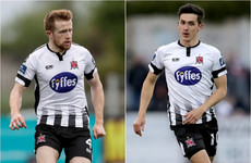 Dundalk secure the future of two of the season's standout players so far