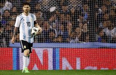 Argentina cancels its Israel World Cup friendly in Jerusalem