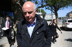 Former Anglo boss David Drumm has been found guilty