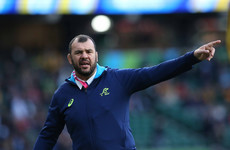 Australia coach Michael Cheika says this is the best Irish rugby team of all time