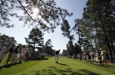 By numbers: the US Masters