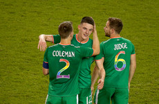 It took just 30 seconds last March for Seamus Coleman to realise Ireland had a star in the making