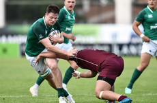 Ireland overpowered by great Georgian side at U20 World Cup