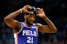 76ers boss resigns after report he was behind numerous Twitter accounts criticising his players