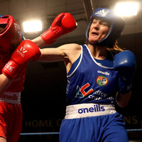 Ireland's Kelly Harrington within reach of European medal after victory in Bulgaria