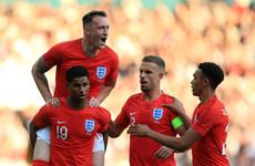 Rashford makes claim for World Cup starting spot as England beat Costa Rica