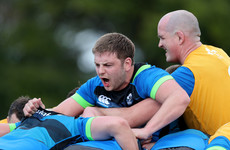 Fit and raring to go again, Henderson settling into leadership role in Ireland's lineout