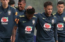 Worry for Brazil as Man United's new €60 million signing suffers ankle trauma