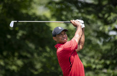 US Open signs encouraging for Tiger Woods, 10 years on from last major victory