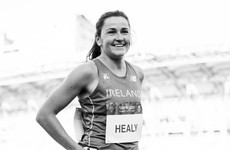 The 'warm-up run' that ended up breaking a long-standing Irish sprinting record