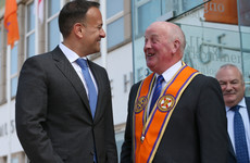 Leo Varadkar becomes first Taoiseach to visit Orange Order HQ in Belfast