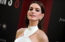 Rihanna gave Anne Hathaway the best compliment while filming Ocean's 8