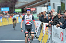 Dan Martin back to winning ways with thrilling Dauphine effort