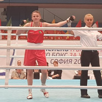 Michaela Walsh secures at least bronze at European Boxing Championships