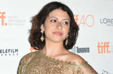 Alia Shawkat called the interview between Arrested Development cast and The New York Times 'unnatural'