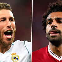 Salah laughs off Ramos injection claims: Maybe he can tell me if I'll make the World Cup!