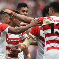 Second-half surge sees Japan beat Italy