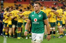 Ireland's attack lacks creative edge to leave Schmidt's side chasing Wallabies