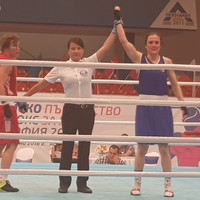 Harrington earns European bronze and sets up semi showdown with Taylor's Olympic conqueror