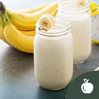 Stuck for time in the morning? This 5 ingredient smoothie will set you right