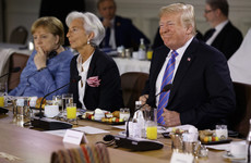 Bullish Trump issues warning at G7 summit, says US would win trade war '1,000 times'