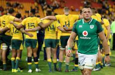 'We've just got to get better': Long-term goals will keep Ireland's plan in place despite defeat