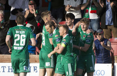 Cork City return to Premier Division summit with win over Sligo Rovers