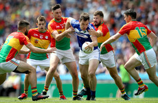 Laois survive stern Carlow challenge to book first Leinster final in 11 years